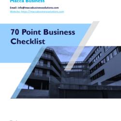 macca_70_point_checklist