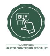 Click Funnels Master Conversion Specialist